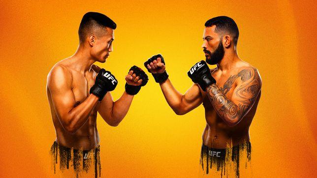 UFCファイトナイト・ラスベガス29:コリアンゾンビ vs. イゲ