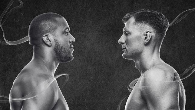UFCファイトナイト・ラスベガス30:ガーヌ vs. ボルコフ