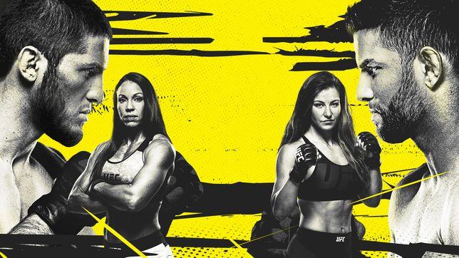 UFCファイトナイト・ラスベガス31:マカチェフ vs. モイゼス