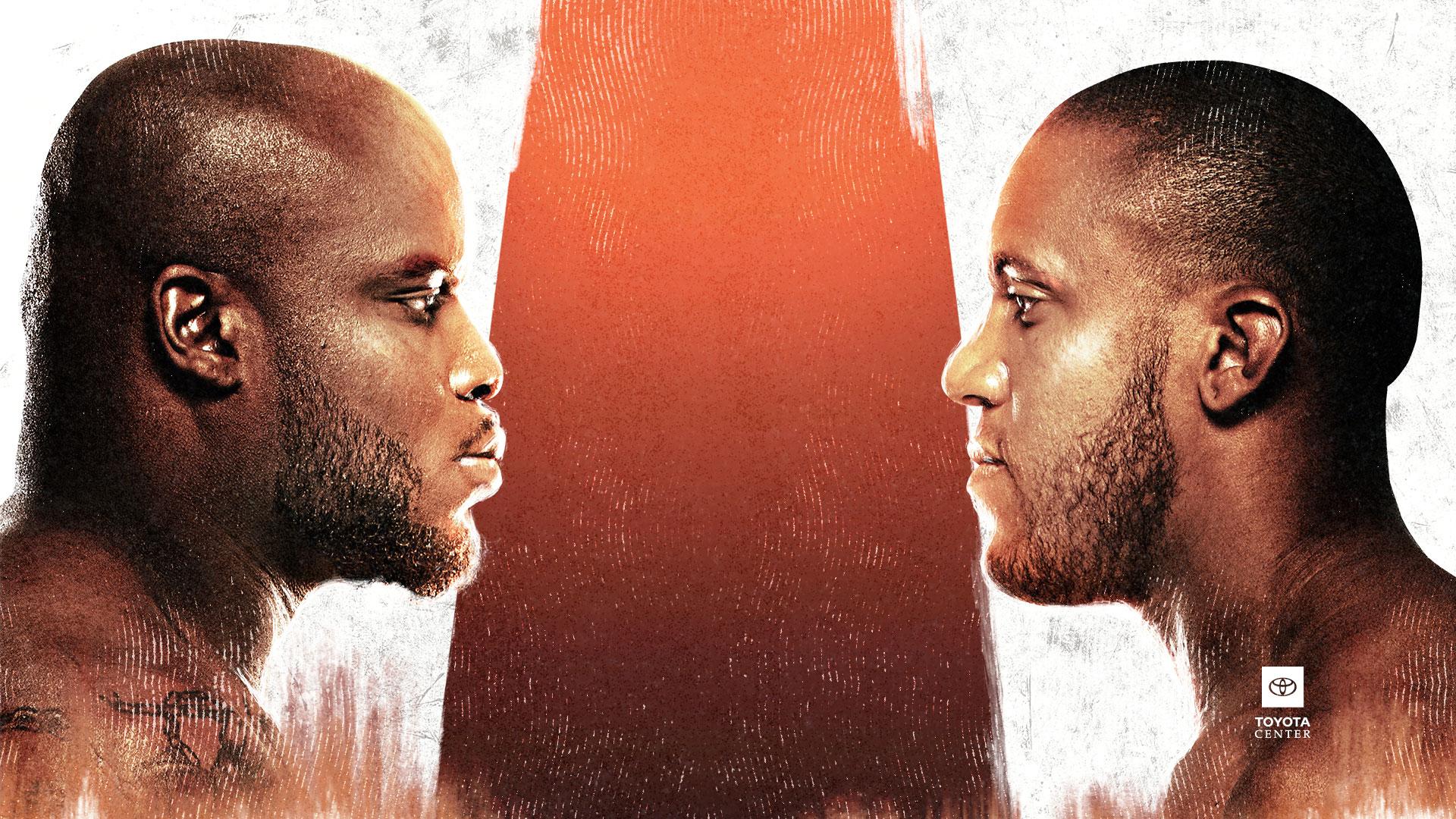 UFC 265:ルイス vs. ガーヌ